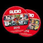 Jahrgangs-CD audio 2014 + 2015