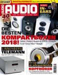 AUDIO Ausgabe: 3/2018