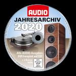 Jahrgangs-CD audio 2020
