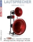 Lautsprecher Jahrbuch 2013