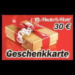 30 EUR MediaMarkt-Gutschein