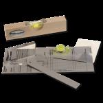 Millennium audio vision Protractor Set