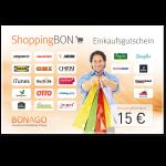 15 EUR ShopingBon