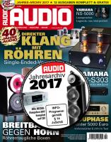 AUDIO Ausgabe: 2/2018