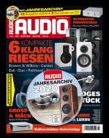 AUDIO Ausgabe: 3/2021