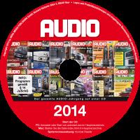Jahrgangs-CD audio 2014