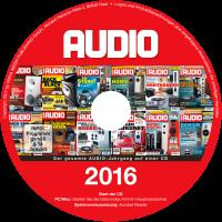 Jahrgangs-CD audio 2016
