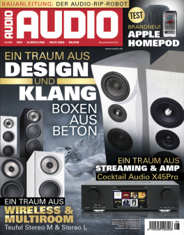 AUDIO - Print-Abo Jahres-Abo