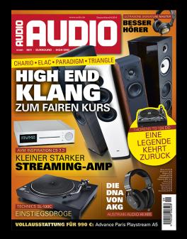 AUDIO - aktuelle Ausgabe 06/2014